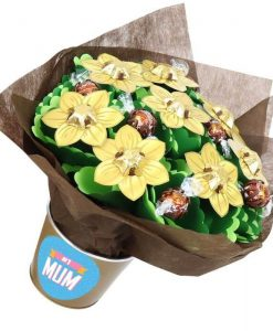 'Number One Mum' Chocolate Posy