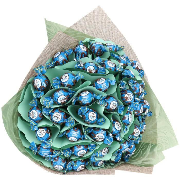 Plant Based Forty Chocolate Bouquet