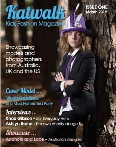 Katwalk Kids Fashion Magazine 12 Month Subscription