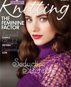 Designer Knitting (USA) Magazine 12 Month Subscription
