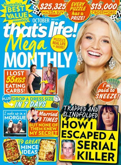 That's Life Mega Monthly Magazine 12 Month Subscription