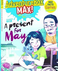 AdventureBox Max Magazine 12 Month Subscription