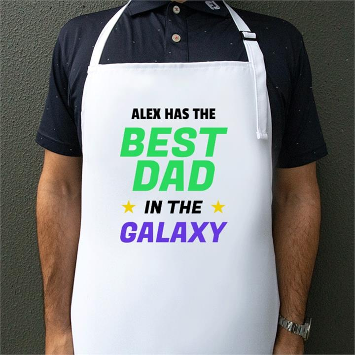 Best In The Galaxy Apron