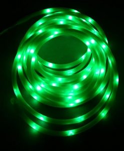 100 LED Green Rope Light with USB Connector - 5m