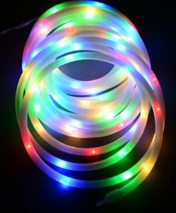 100 LED Multi Colour USB Rope Light  - 5m