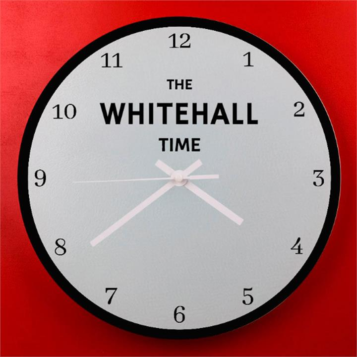 Pure & Simple Wall Clock