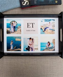 Photo Personalised Serving Tray