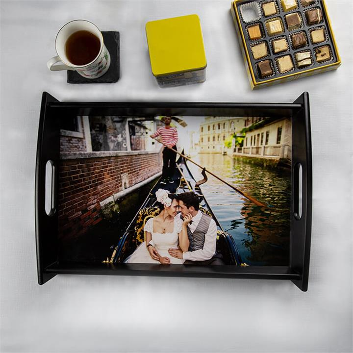 Photo Serving Tray
