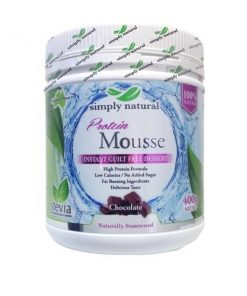 Simply Natural Fat Burning Protein Mousse - 400g - 10 Servings