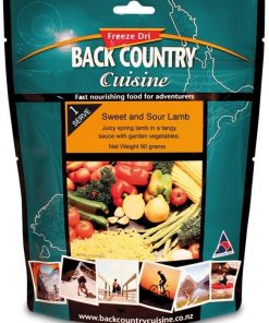 Back Country Cuisine Sweet & Sour Lamb - Single