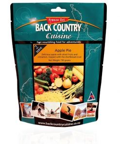 Back Country Cuisine Apple Pie - Double