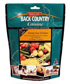 Backcountry Honey Soy Chicken Food - 2 Serve
