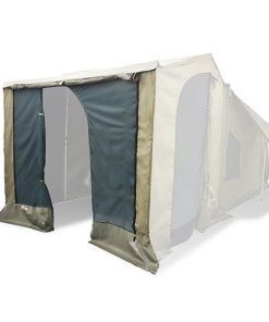 Oztent RV1 Front Panel