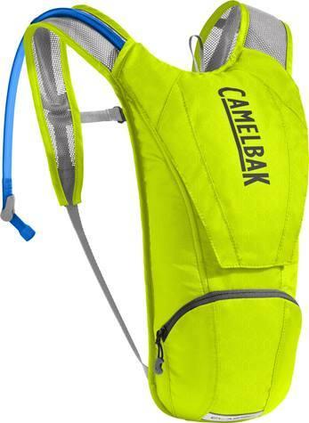 Camelbak Classic 2.5L Hydration Pack - Lime Punch/Silver
