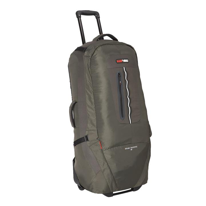 Blackwolf Wheeled Bag Grand Traverse - 60L - Titanium