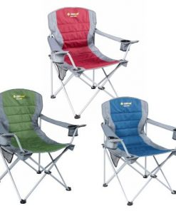 OZtrail Deluxe Jumbo Arm Chair - Lucky Dip