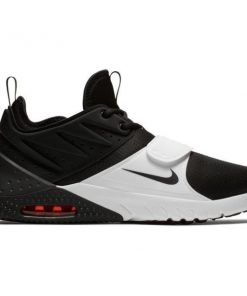 Nike Air Max Trainer 1 - Mens Training Shoes - Black/White/Red Blaze