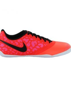 Nike Elastico Pro II - Mens Indoor Soccer Shoes - Bright Red/Pink/Orange/Black