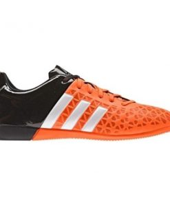 Adidas Ace 15.3 IN J - Kids Indoor Soccer Shoes - Orange/Black/White