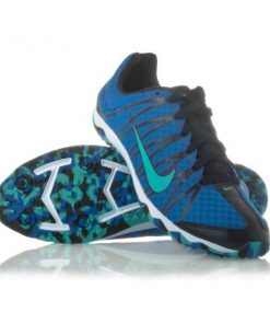 Nike Zoom Rival Waffle - Mens Racing Shoes - Hyper Cobalt/Dark Obsidian