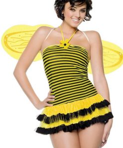 Seven Til Midnight Pce Midnight Stinger Bee Costume