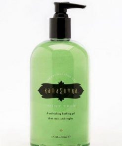 Kama Sutra Mint Tree Luxury Bathing Gel - 500ml