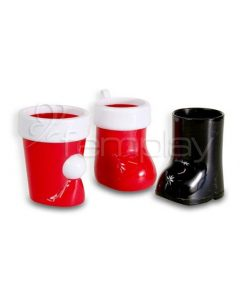 Deck the Halls Shot Glass Set