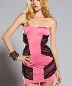 Forplay Strapless Mini Dress