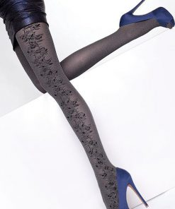 Fiore Atlanta Patterned Pantyhose