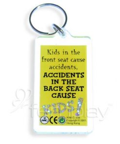 Keyring - Kids in the Front Seat ...
