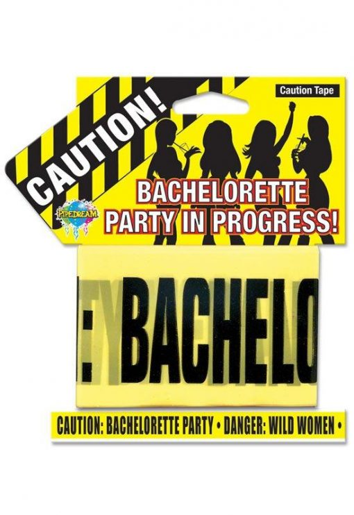 Bachelorette - 20ft Caution Tape