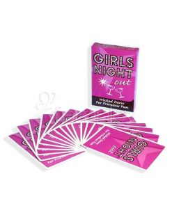 Girls Night Out - Wicked Dares