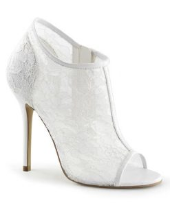 """Fabulicious 5"""" Angelina Lace Bootie"""