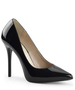 "Pleaser 5"" Heel Pump with 3/8"" Hidden Platform"