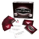 All Night Love Affair Dice And Card Game