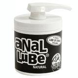 Doc Johnson Natural Anal Lubricant Tub 127ml