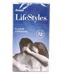 Ansell Lifestyles Regular 12 Pack
