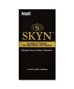 Ansell Lifestyles Skyn Condoms 10s