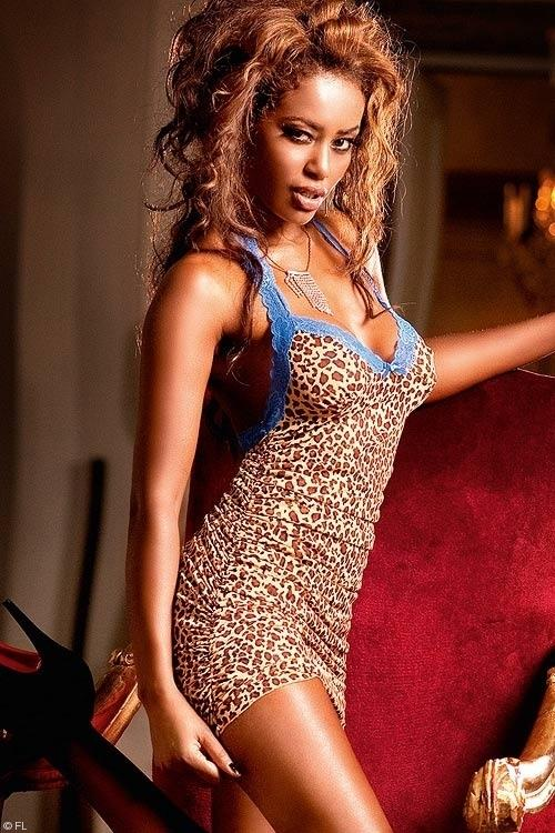 Baci SELL OUT Leopard Patterned Chemise