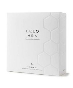 Lelo - Hex - Regular Condoms (36 Pack)