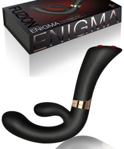 "Rocks Off Enigma 9.5"" Rabbit Vibrator"