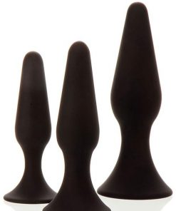 Adam and Eve Silicone Anal Training Kit (3 Pce)