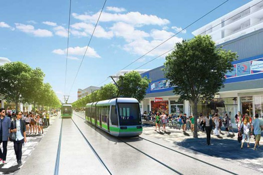 Image: Capital Metro, Canberra.