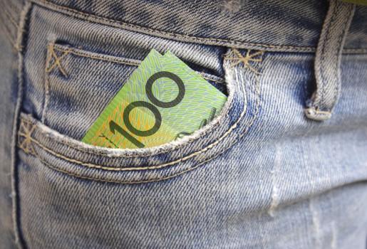 iStock_pocket money