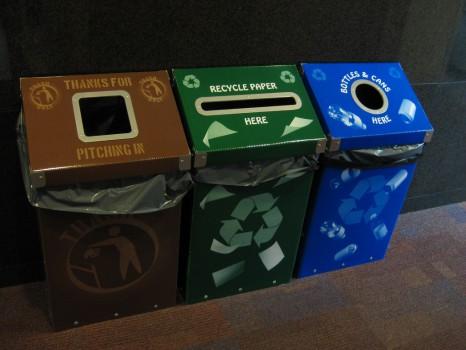 Recycling Bins 2010