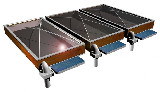 Solar Heat Pump 2