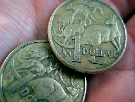 Kangaroo Dollars