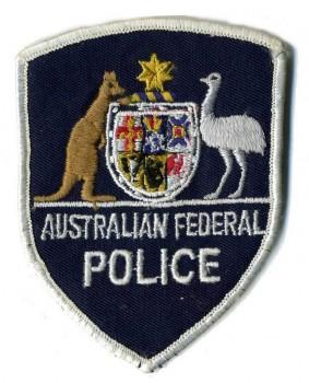 Australia - Federal -  Australian Federal Police (white text)2