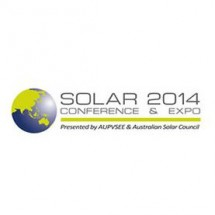 Solar 2014 Conference and Expo @ Melboune Convention and Exhibition Centre