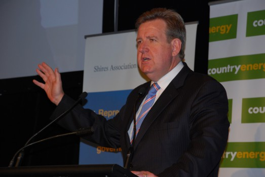 Mr Barry O'Farrell, Leader of the Opposition